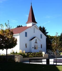 Eisenhower Chapel