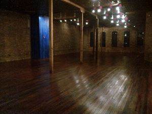 The Warehouse Room