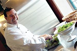 Chef Robert Aranson Catering