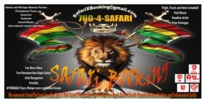 Safari X Booking