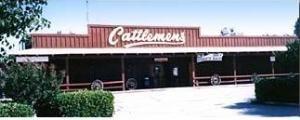 Cattlemens Restaurant - Selma