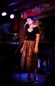 Mona Lissa--Montreal Jazz Singer
