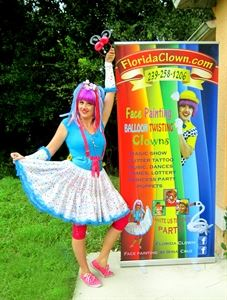 Florida Clown