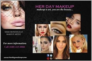 HER DAY MAKEUP