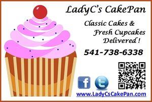 LadyC's CakePan