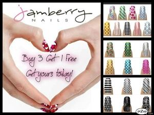 Independent consultant for Jamberry nails