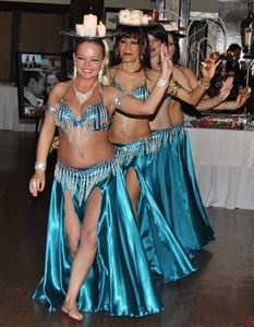 Authentic Belly Dancing Entertainment