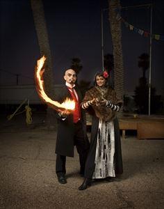 Strange Family Circus