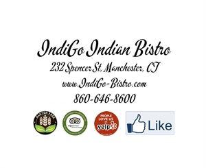 IndiGo Indian Bistro (Indian Restaurant)