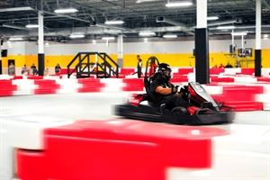 Thunderbolt Indoor Karting