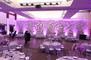 LUXE BANQUET HALLS-Equipment Rental