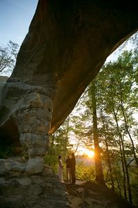 My Tiny Wedding in The Red River Gorge