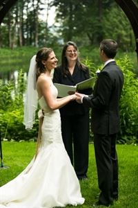 Rev. Rose Woodruff Wedding Officiant