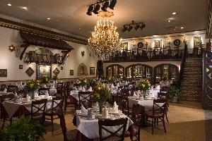 The Don Quixote Private Dining Room