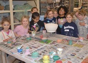 Portland Pottery and Metalsmithing Studio