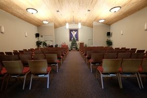 Main Hall / Sanctuary