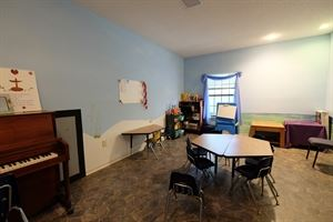 Nursery / Preschool Rms