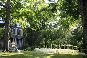 Historic Home Lawn