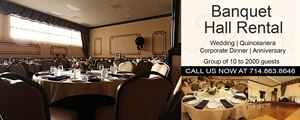 Banquet Hall Rental