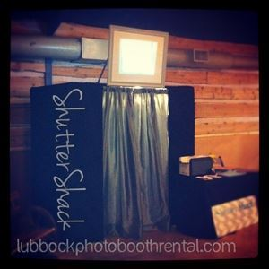 Shutter Shack Photo Booth Rental