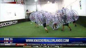 Knockerball Orlando
