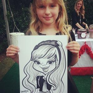 Jessicatures: Caricatures by Jessica Du Preez