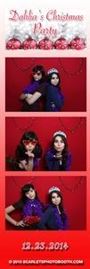 Scarlet's Photo Booth