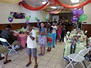 Confetti Party Place