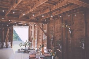 The Wedding Barn!