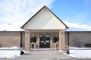 Town of East Gwillimbury- Mount Albert Lions Community Centre