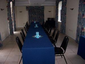 Condo Board Room