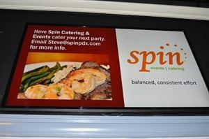 Spin Events & Catering