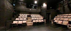 Victor Jory Theatre & Adjacent Lobby