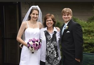 Together Forever Officiant- Stephanie Jones
