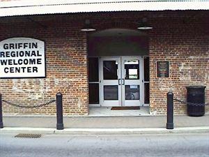 Griffin Regional Welcome Center