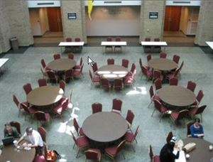 Business Center Atrium Room