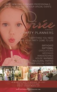 Soiree Party Planner