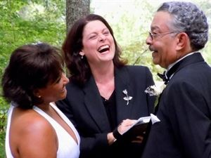 An Awesome Wedding by Rev. Gena