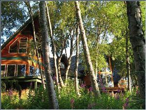 Alaska's Ridgewood Wilderness Lodge