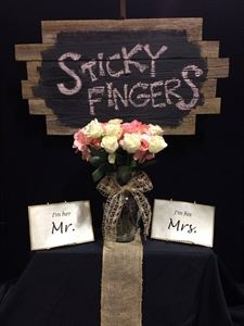 Sticky Fingers Catering- Mount Pleasant