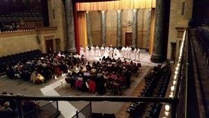 Consistory Auditorium