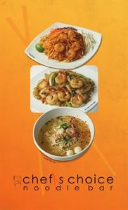 Chef's Choice Noodle Bar- Catering