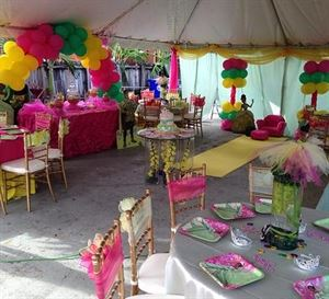 Tups Party Rental And Events Decor