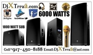 Dj XTrraa Entertainment