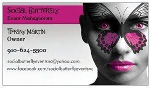 Social Butterfly Event Management