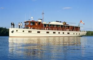 Grace Anne II Yacht and Lodge