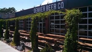 The Barrel Room at Denver Beer Co.