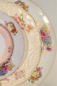 Elegant Event Settings - Vintage Rentals, China & Wedding Decor