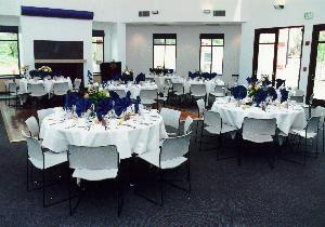 Alumni & Visitors Center, AGR Room