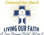 Universal One Church, Inc.
